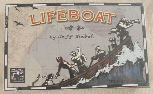 Cannibalism OOC1003 Lifeboat Survival At Sea Card Game Expansion Pack #1