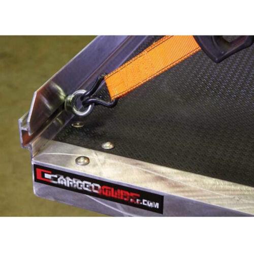 2x T Bolt Eye Nut tie down kit for Rhino Thule Yakima Pro Rola roof rack M8 16mm