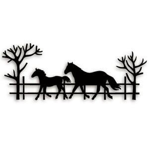 Metal-Cutting-Dies-Country-Life-Horse-Embossing-Die-Cut-Stencil-Template-Making