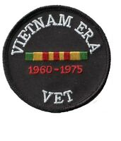 Vietnam Era Veteran Viet Nam War Vet Patch 1960-1975