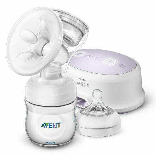 Philips Avent Single Electric Breast Baby Feeding Pump SCF332//31 New UK