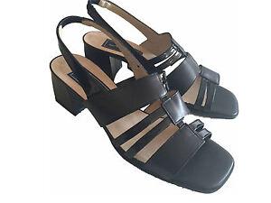 Simona Fashion Damen Schuhe ocean Leder Gr.7 41 (9032-1)