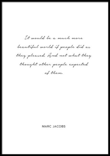 Marc jacos Citer Mme Hinch Home Décor Designer