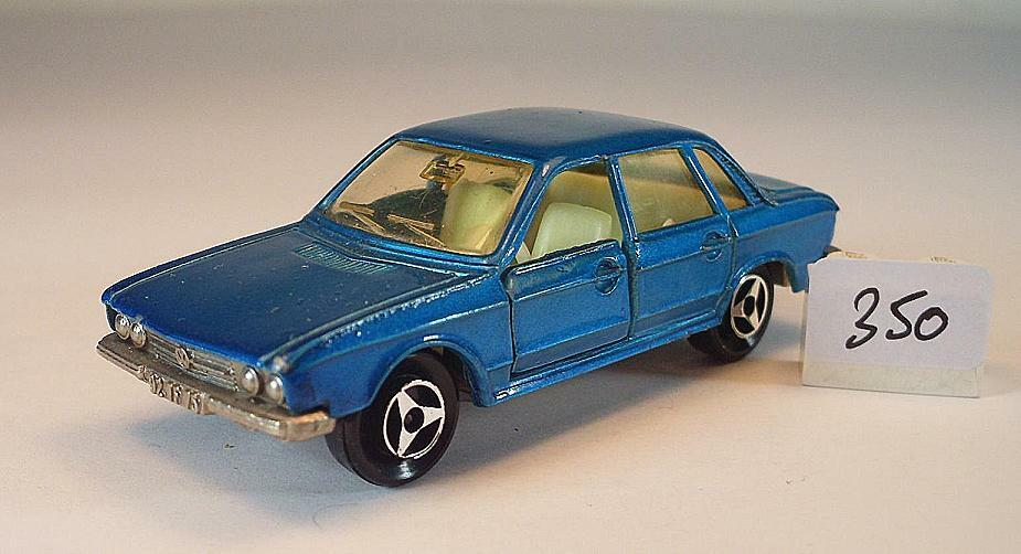 Majorette 1 60 Nr. 210 VW Volkswagen K70 Limousine blaumetallic Nr. 3  350  | Die Qualität Und Die Verbraucher Zunächst