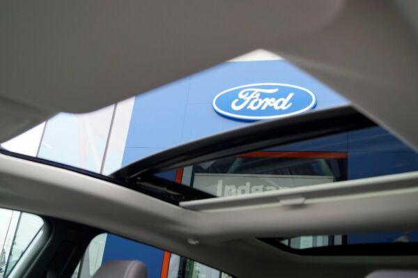 Ford Fiesta 1,0 SCTi 140 Vignale - billede 2