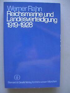 Reichsmarine-Landesverteidigung-1919-1928-Marine-Weimarer-Republik-Fuehrung-Konze