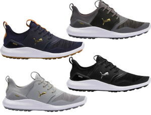 Puma Ignite NXT Lace Golf Shoes 192225 Men's Spikeless ...