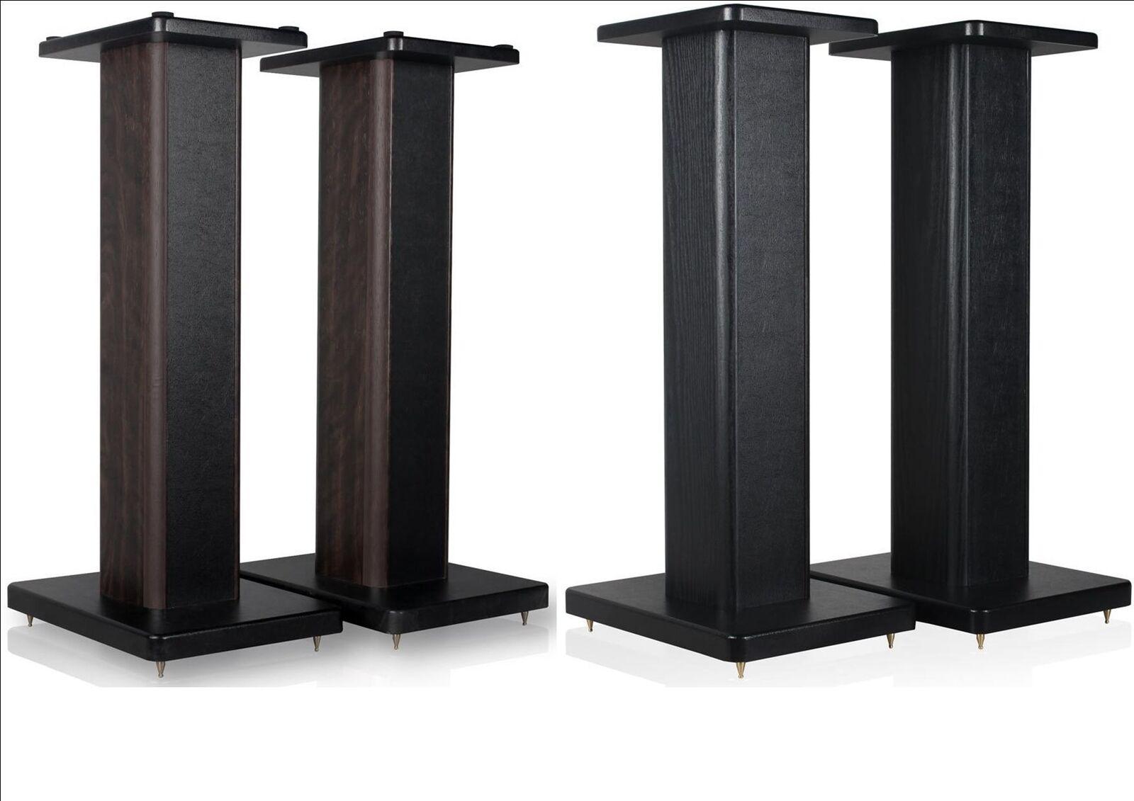 1 Paar MDF Boxenständer 52cm 62cm Lautsprecherständer Boxenhalter Boxensäulen