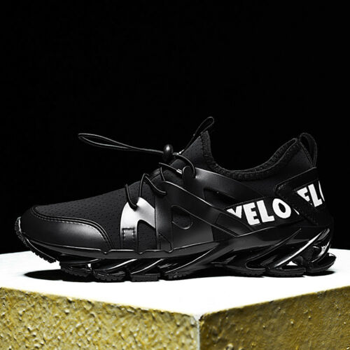 Mens Springblade Fashion Sports Sneakers Casual Shoes Breathable Blade Jogging