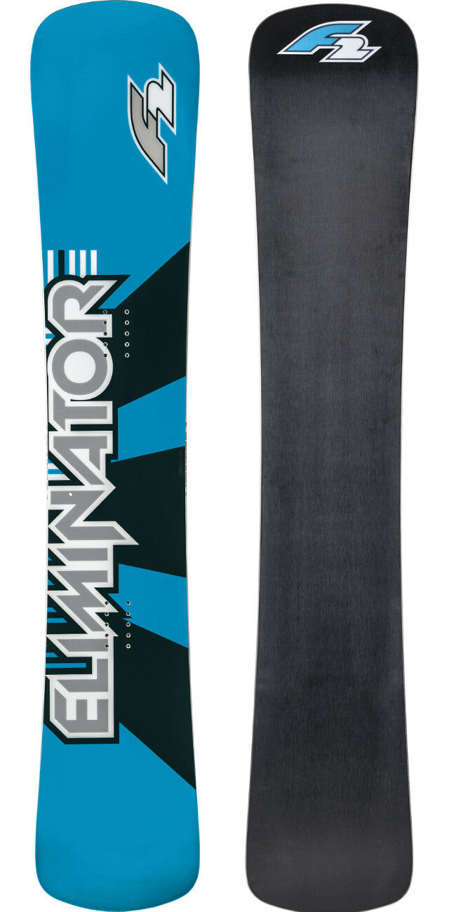 F2 Eliminator WC TX Carbon Snowboard 163 166w cm Extremcarver Freeride Board J18
