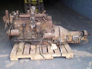 1949 1950 chrysler spitfire 8 engine transmission used oem for Thunderbolt motors and transmissions