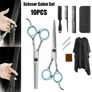 Professional-Hair-Cutting-Thinning-Scissor-Barber-Shears-Hairdressing-Tool-Set