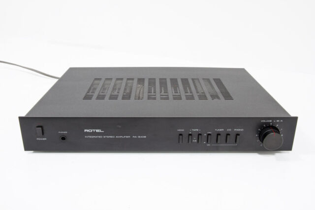 Rotel RA-840BX Phono Integrated Amplifier perfect condition