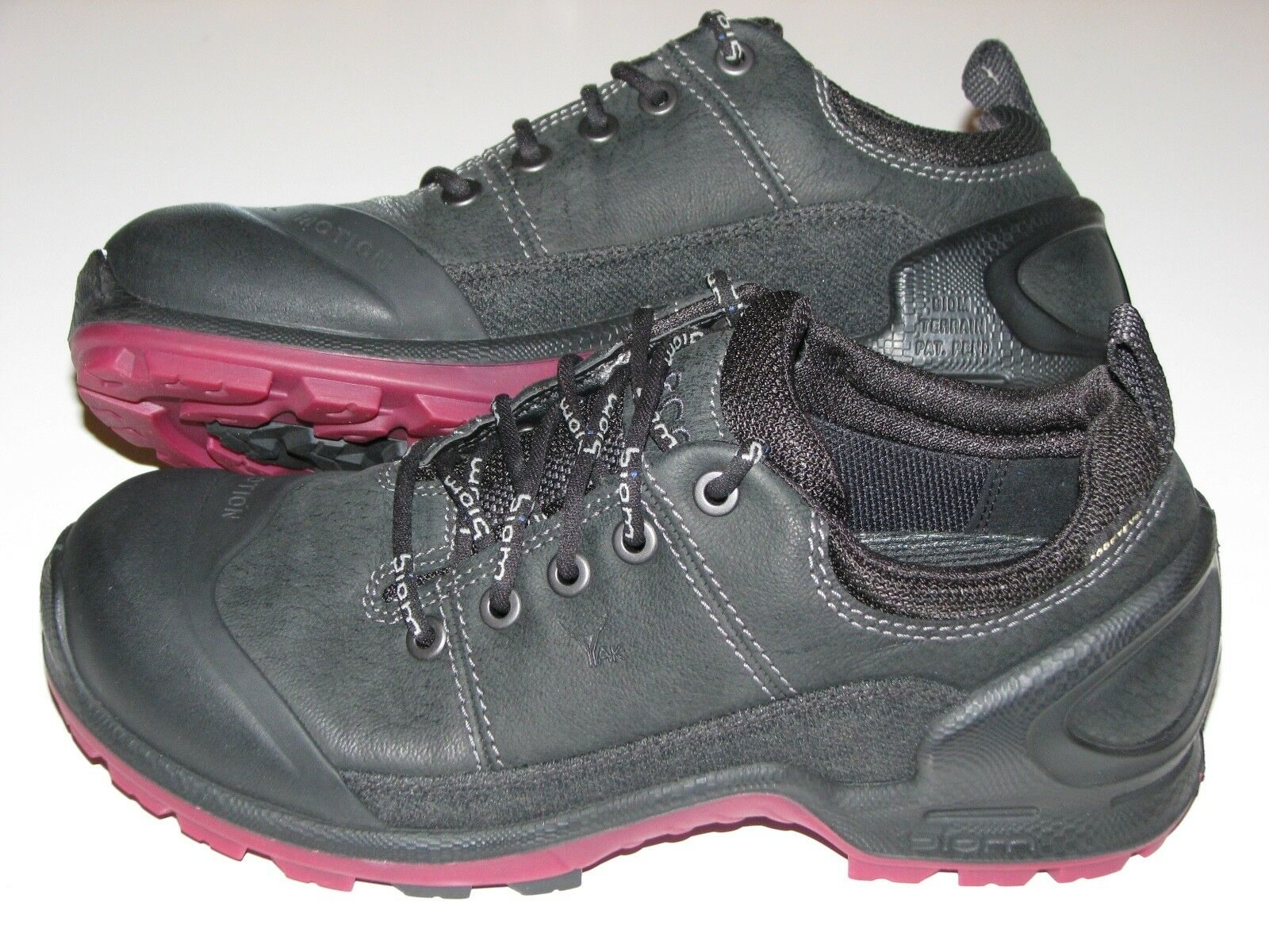Ecco Biom Terrain Gore-Tex Trail Hiking shoes sz 37 Euro, Women's sz 6.5M