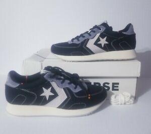 Details about Converse x Vince Staples Thunderbolt Ox Low Top Black/Egret Size 8 163894c New