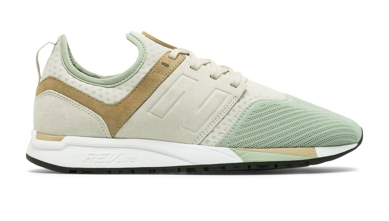 NIB New Balance MRL247SM 247 SPORT MOONBEAM MOONBEAM MOONBEAM Silber MINT LIFESTYLE Turnschuhe 8-13 897d14