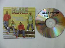 CDR Promo MAGIC SYSTEM Bouger bouger
