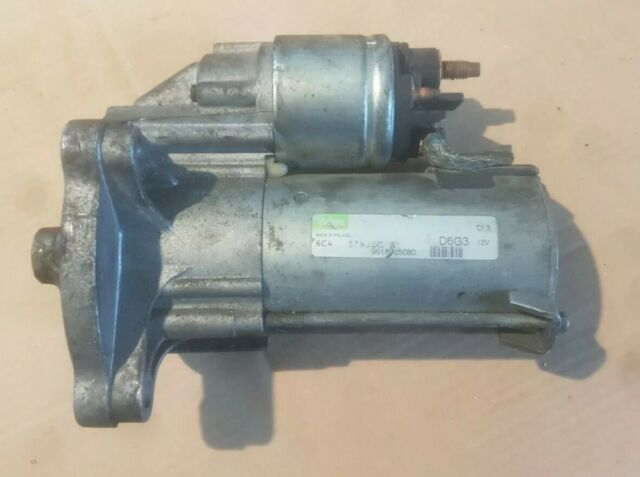 Anlasser Starter Valeo D6G3