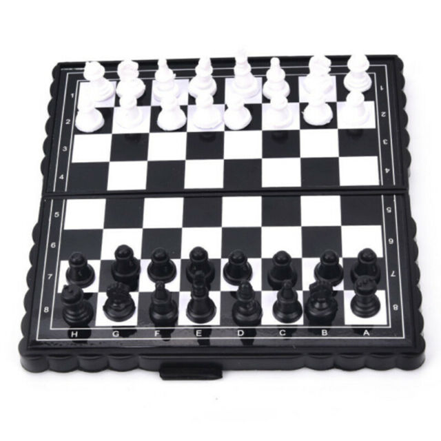 Chess Pocket Magnetic Chess Board Chess Kit Portable Sale High Quality