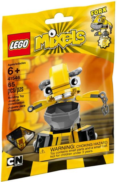 Lego MIXELS série 6 41546 Forx BRAND NEW