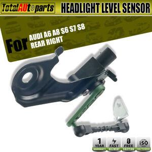 Rear Right Passenger Headlight Level Sensor for Audi S8 S6 S7 A6 A8 4H0941310C