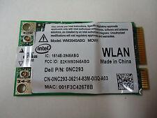 Dell NC293 Intel WM3945ABG D620 D630 802.11abg WLAN Wireless Mini PCI-e Card