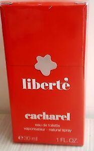Cacharel-Liberte-Woman-Eau-De-Toilette-30ml-100-Original