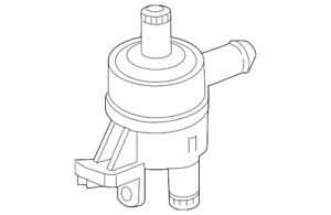 Genuine GM Diverter Valve 20951983