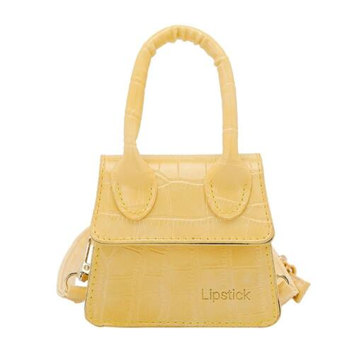 Vintage Mini Women Crossbody Totes Bags Leather Shoulder Messenger Handbag