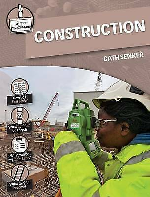 Construction (In the Workplace), New, Books, mon0000095527