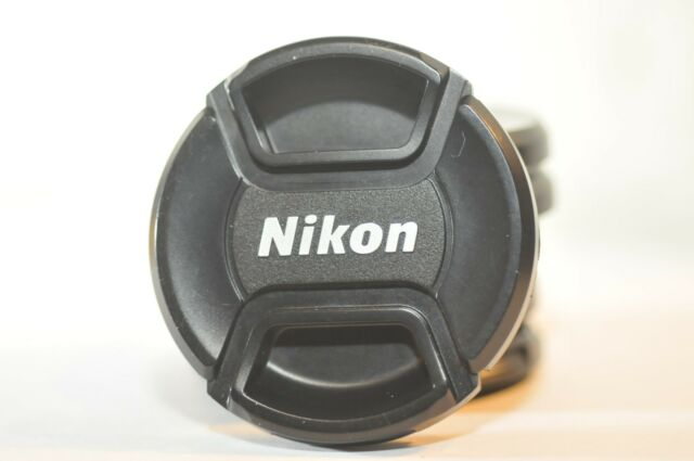 Nikon LC-58 center pinch 58mm lens cap Genuine for DX 55-300mm VR AF-S 50mm 1.4
