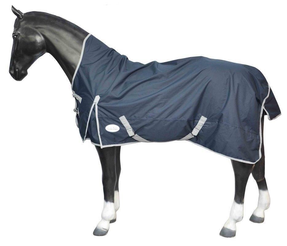 Lightweight Horse Pony Cob Turnout Waterproof Rain Sheet All Colours FREE P&P