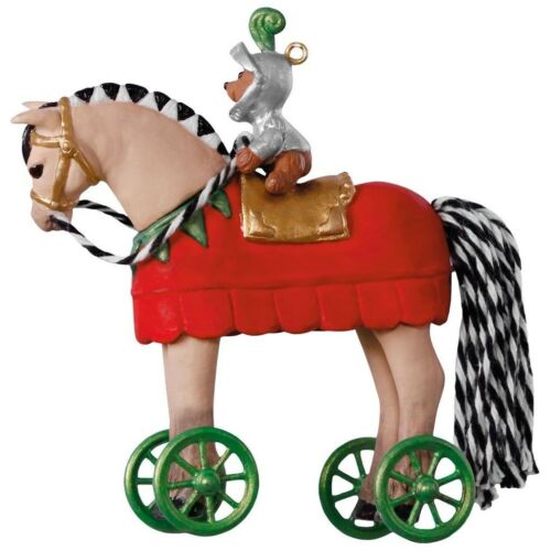 FJORD /& Hallmark FJORD Ornament SET Trail of Painted Ponies