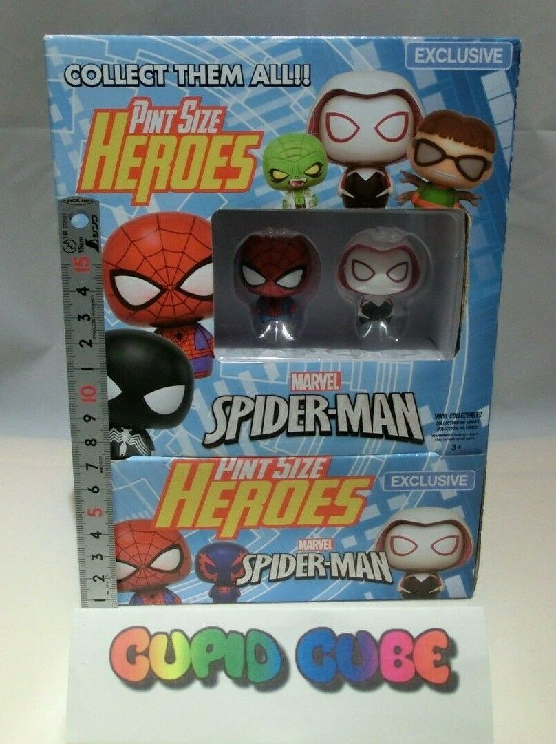 FUNKO MARVEL PINT SIZE HEROES SPIDER-MAN EXCLUSIVE MYSTERY PACK 24PCS 24PCS 24PCS c02