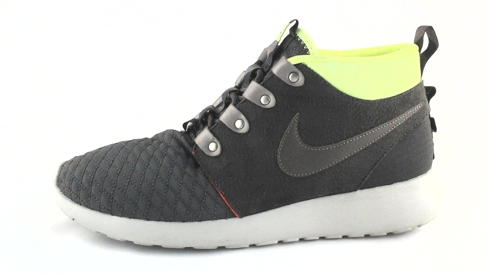 Nike Nike Nike 615601-007 Hommes Roshe Run One Sneakerboot Quilt Smoke US 9.58.5 EU 43 29f3b3