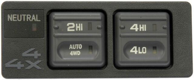 4WD Switch Dorman 901-130