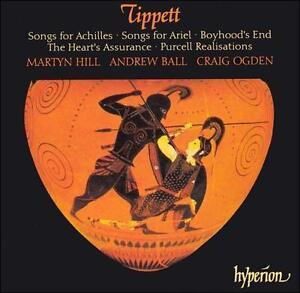Tippett-Songs-for-Achilles-Songs-for-Ariel-Boyhood-039-s-End-CD-Mar-1995-Hyper