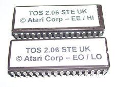 Atari 520 1040 STE Mega STE computer hardware TOS 2.06 upgrade operating system