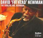 "The Soulful Mr. Newman [Box] by David ""Fathead"" Newman (Sax) (CD, Sep-2011, 3 Discs, High Note)"