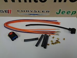 s l300 dodge chrysler jeep short runner valve solenoid wiring harness jeep wire harness connectors at bayanpartner.co