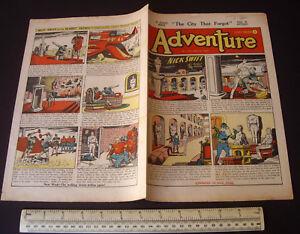 Nick Swift of the Planet Patrol. Space Adventure Comic Vintage 1952 #1425