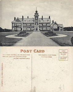 1920-039-s-RUSTINGTON-CONVALESCENT-HOME-RUSTINGTON-SUSSEX-UNUSED-POSTCARD