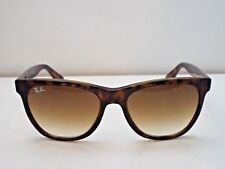 796a151e529 Authentic Ray-Ban RB 4184 710 51 Tortoise Brown Gradient Sunglasses  200