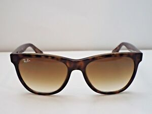 fd3ed6d527624 Authentic Ray-Ban RB 4184 710 51 Tortoise Brown Gradient Sunglasses ...