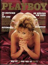 PLAYBOY D 11/1984 November - Isabella Ferrari + Mädchen von Bahia