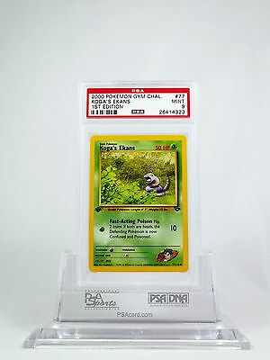 MINT Pokemon KOGA/'S EKANS 77//132 1st Edition Gym Challenge