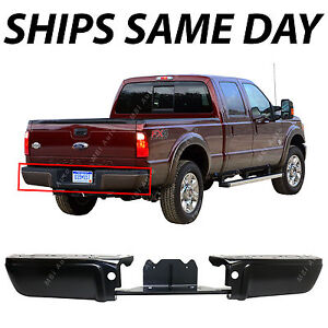 NEW Primered Steel Rear Bumper Face Bar for 2008-2016 Ford F250 F350 Super Duty