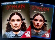 Orphan (Blu-ray Disc, Special Edition) with OOP Slipcover!