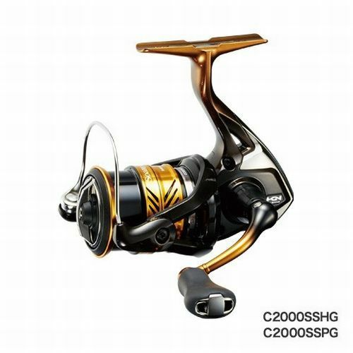 Shimano 18 tipo soporte inferior C2000-sshg Spinning Cocheretes
