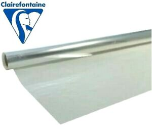 Clairefontaine-Cellophane-70cm-x-3-Meter-Roll-Clear-Transparant-Film-Wrap-Cover